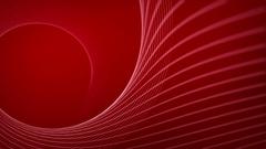 Elegant Business Corporate Motion Background Seamless Loop Red Maroon Stock Footage