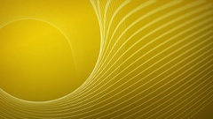 Elegant Business Corporate Motion Background Seamless Loop Yellow Stock Footage