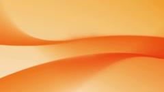 Orange dynamic motion background. Stock Footage