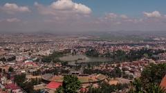 Antananarivo, madagascar Stock Footage