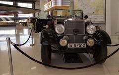 Old 1939 Mercedes-Benz Model G4 Offener Touring Wagon that once belonged to.. Kuvituskuvat