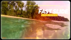 Travel Slide Stock After Effects