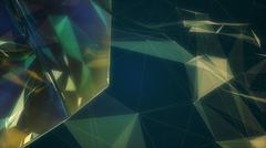 Fractal plexus abstract 3d illustration Stock Illustration