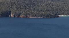 World famous Wineglass Bay Stock Footage