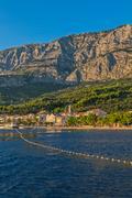 Tucepi Adriatic Sea Stock Photos
