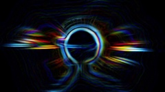Abstract fluid light patterns pulse, ripple and flow - HD Stock Video Stock Footage