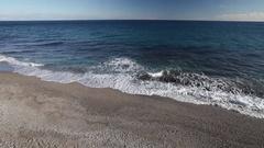 Riviera beach Stock Footage