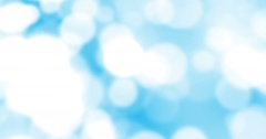 Abstract christmas gradient blue background with bokeh flowing, festive Stock Footage