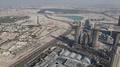 Dubai downtown, United Arab Emirates HD Footage