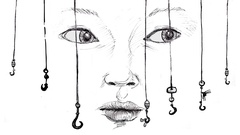 Phishing concept animation Stock Footage