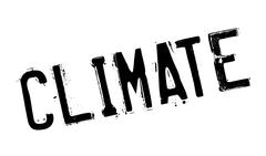 Climate rubber stamp Stock Illustration
