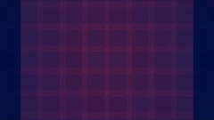 Graphic animated background of purple and blue color Stock Footage