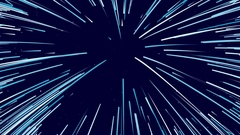 Futuristic animation space Stock Footage