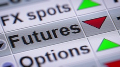 Futures. Looping. Stock Footage
