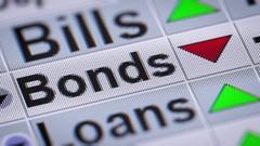 Bonds. Looping. Stock Footage