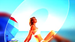 Summer Cool Stock After Effects