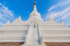 Pahtodawgyi  Amarapura  Mandalay state Myanm Stock Photos