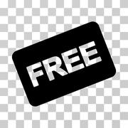Free Card Vector Icon Stock Illustration