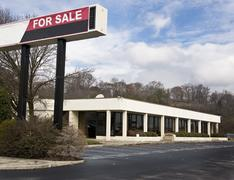 Out Of Business Auto Dealership Stock Photos
