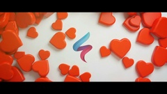 Love Logo Stock After Effects