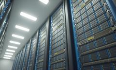 Server Room Data Center Piirros