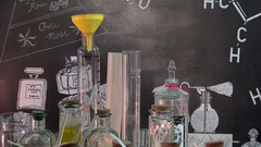 Perfume shop-museum 'Habana 1791'. Old Havana, Cuba Stock Footage