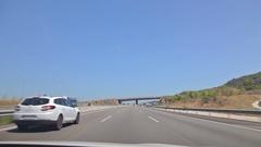 Tripcar to Tarragona Stock Footage