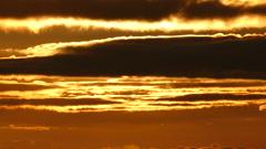 Los Angeles Santa Susana Sunrise Stock Footage
