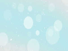 Particles clean white bright glitter bokeh dust abstract background loop Stock Footage