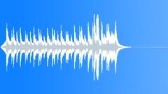 Uprising bell logo or opener Sound Effect