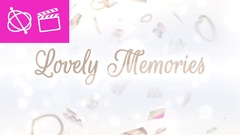 Lovely Memories - Apple Motion and Final Cut Pro X Template Stock After Effects