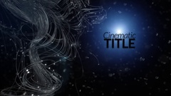 Cinematic Titles Stock After Effects
