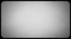 Old projector film style texture. Use as a luma matte to add to your projects Stock Footage
