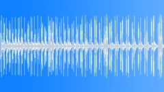 Human Heartbeat Effect Slow Down From 210 to 80 bpm Sound Effect
