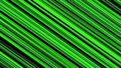 Diagonal Lines With Soft Edges Seamless Loop Motion Background Green Stock Footage