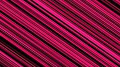 Diagonal Lines With Soft Edges Seamless Loop Motion Background Pink Magenta Stock Footage
