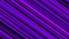 Diagonal Lines With Soft Edges Seamless Loop Motion Background Purple Indigo Stock Footage
