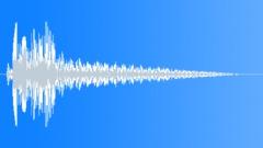 Tibetan Gong - Bell Chime Low Bass Deep Sound Effect