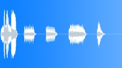 Hi-Tech User Interface Beeps Sensors 06 Sound Effect