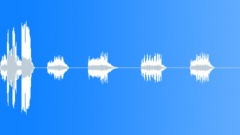 Hi-Tech User Interface Beeps Sensors 05 Sound Effect