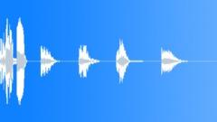 Hi-Tech User Interface Beeps Sensors 12 Sound Effect