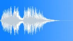 Robot voice: Last warning Sound Effect