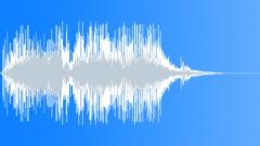 Robot voice: Save your work Sound Effect