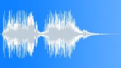 Robot voice: Tap stop Sound Effect