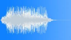 Robot voice: Warning Sound Effect
