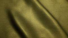 Golden fabric high quality jeans texture,moving waves,Seamless loop Stock Footage
