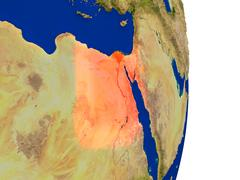 Egypt on Earth Piirros