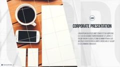 Corporate presentation Stock After Effects