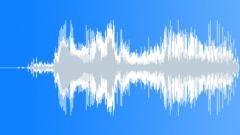 Foley - Scratch polystyrene slow 01 Sound Effect