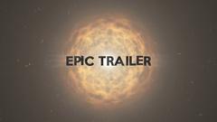 Epic Trailer Kuvapankki erikoistehosteet